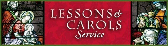 Candlelight Lessons & Carols Service